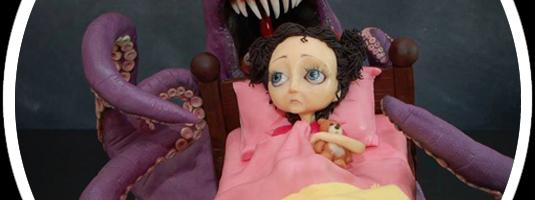 A Nightmare of a Cake!