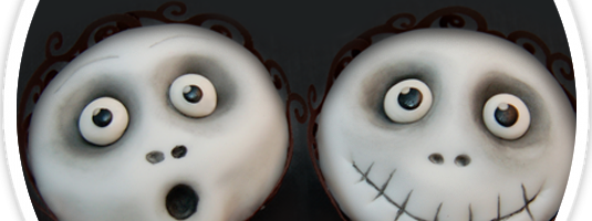 Spoooooky Halloween Cupcakes