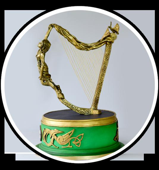 Cake International Gold!