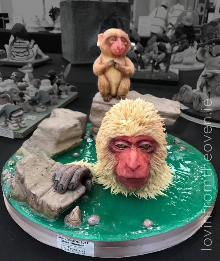 Jigokudani Monkeys