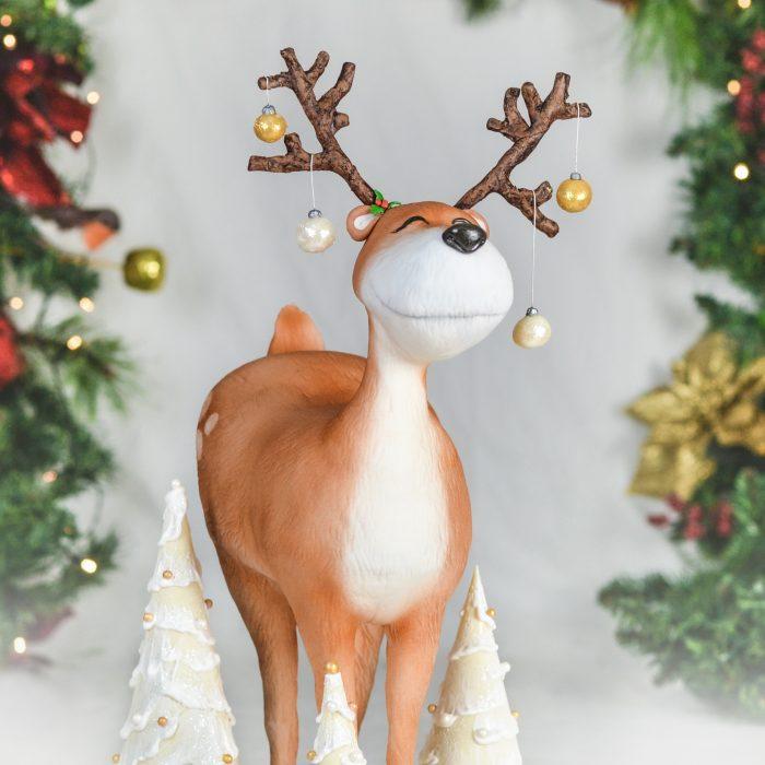 Reindeer Games Online Class