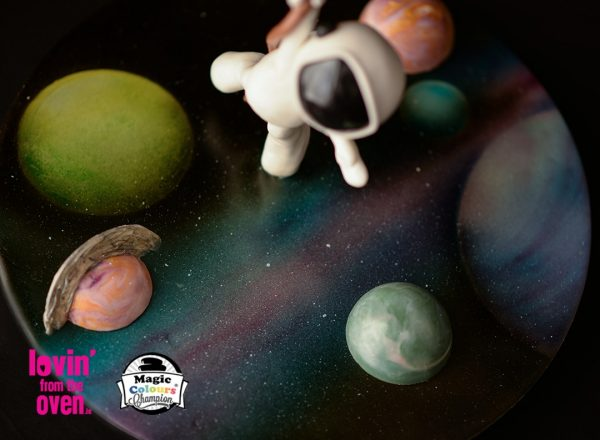 Airbrushed space